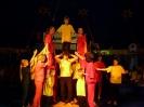 Zirkusprojekt der 6a und 6c am Volkersberg